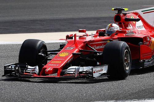 Formel 1 2017: Ferrari-Pilot Sebastian Vettel schon mit 3. Turbolader