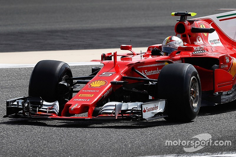Vettel akui Ferrari tak takut dengan tantangan kondisi dingin Sochi