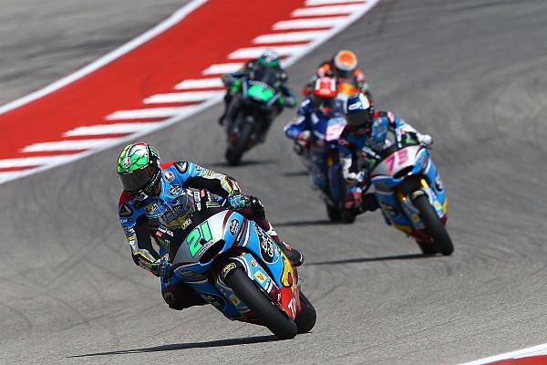 Moto2 Reporte de la carrera Moto2: Tercera victoria consecutiva para un intratable Morbidelli