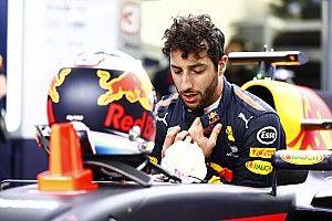 【F1】リカルド、アップデートに期待「トップから0.5秒以内が目標」