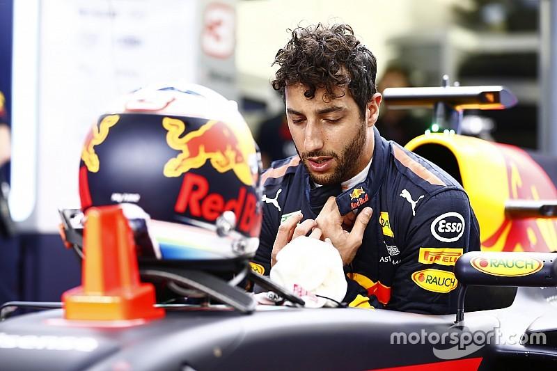 """Ricciardo espera que el Red Bull sea """"una bala"""" tras los cambios"""