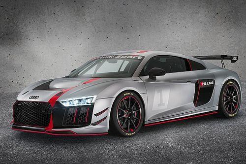 Neuer GT4-Rennwagen: Audi R8 LMS GT4 in New York vorgestellt