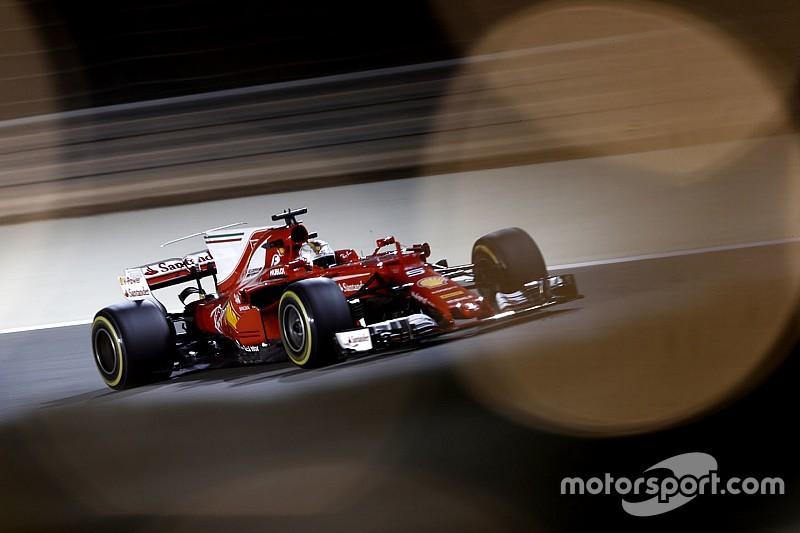 Vettel - La Ferrari