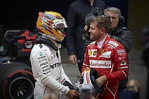 F1 Noticias de última hora Hamilton admite que respeta a Vettel más que a cualquier otro piloto