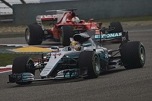 Five things we learned from the Chinese GP