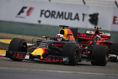 """Red Bull """"came alive"""" after wing change, says Ricciardo"""