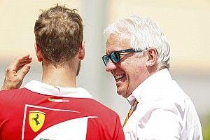 La emotiva carta de los pilotos de F1 a Whiting leída por Vettel