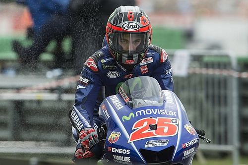 Vinales: New Yamaha chassis worse for my riding style
