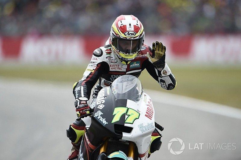 Moto2: Aegerter muss und Raffin kann bald besser werden