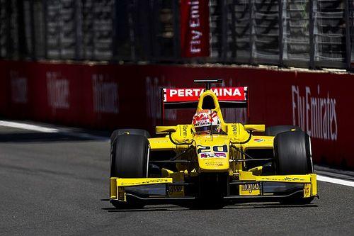 F2 Baku: Nato wint na tijdstraf Leclerc, De Vries valt uit vanaf P2
