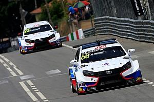 WTCC Новость В азиатских гонках WTCC к двум Lada добавится третья