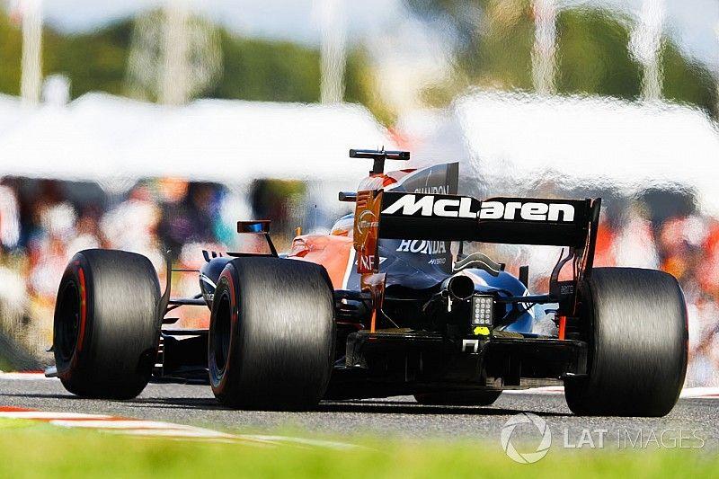 McLaren promete más nuevos patrocinadores en 2018