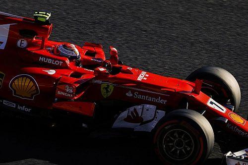 """Kimi: """"Le Ferrari vanno bene ma domenica accade qualcosa di inatteso"""""""