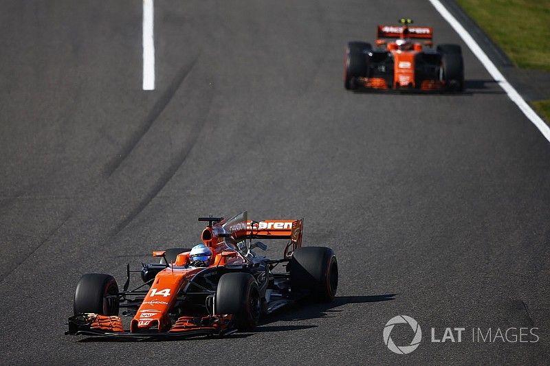 "Alonso: ""Faltó suerte, pero remontada espectacular"""