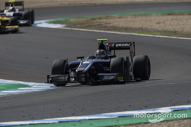 Jerez F2: Markelov takes dominant sprint race win