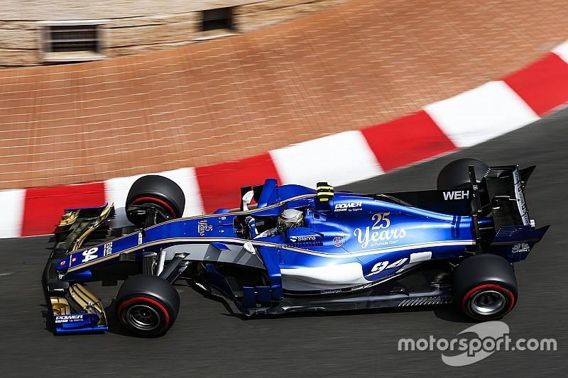 Analisis teknis: Sauber perlihatkan update agresif di Monako