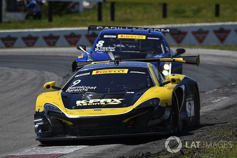 Parente, Barnicoat, McLaren, K-PAX Racing Combination Expected to be Favorites in Lime Rock