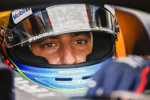 """Ricciardo wil hele weekend domineren: """"We kunnen dit vasthouden"""""""