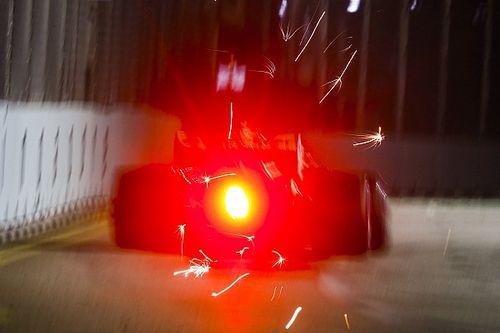 Die schönsten Fotos vom F1-GP Singapur: Freitag