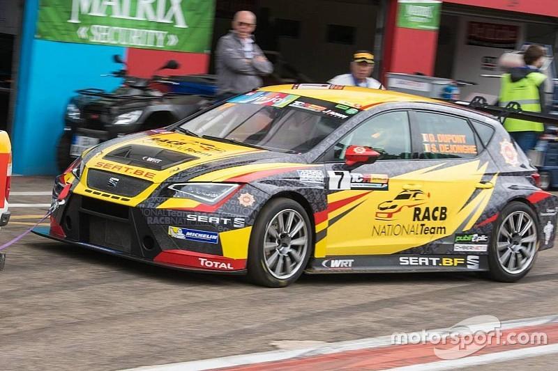 Denis Dupont con Comtoyou Racing a Zhejiang