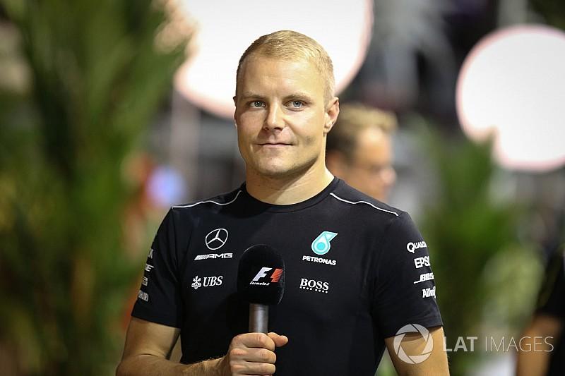 """Bottas: """"Il rinnovo annuale con Mercedes è l'ideale per me"""""""