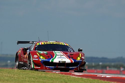 "Calado ""could have cried"" over late-race Austin puncture"