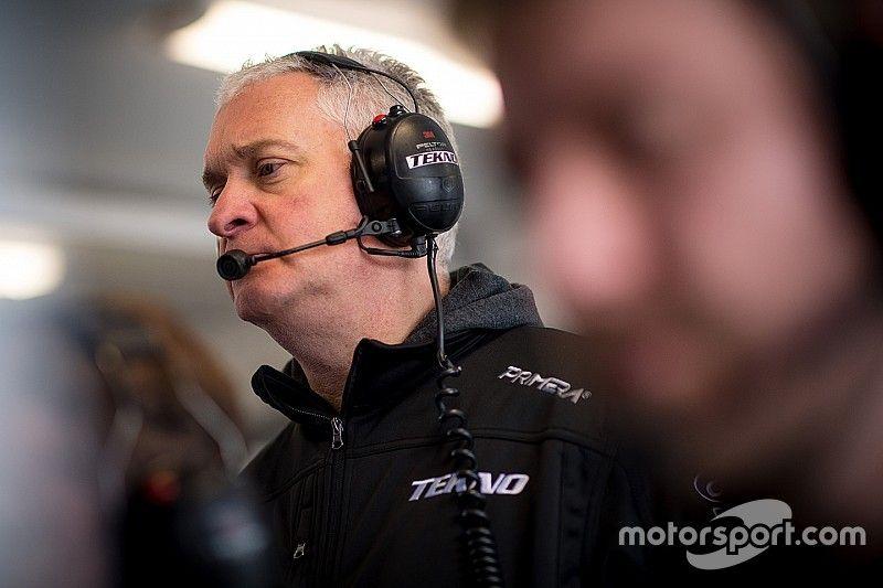 Ex-McLaren man takes top Supercars tech role