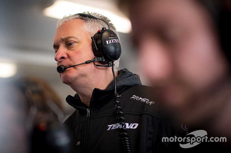 Ex-McLaren man takes top Supercars tech role