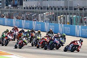 Bei sieben MotoGP-Rennen 2018 wird Renndistanz verkürzt