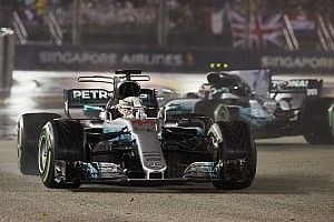 Why Mercedes' pace transformed in Singapore race