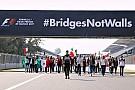 【F1】ペレス、メキシコでトランプ大統領の政策反対イベントに参加