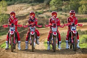 MXGP Breaking news Team HRC siap pertahankan gelar juara MXGP