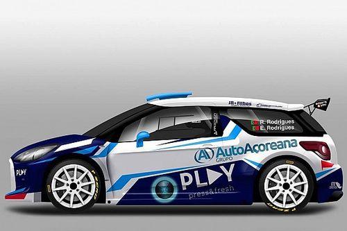 Rúben Rodrigues correrà alle Azzorre con una Citroën DS3 R5