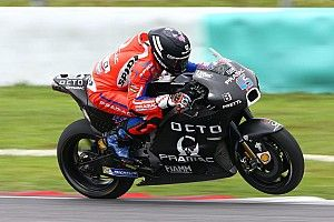 Redding held back by chattering woes in Sepang test