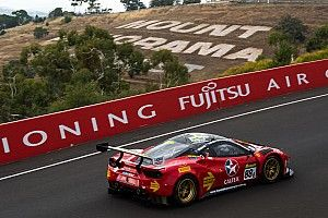 Bathurst 12 Hour: Ferrari out front as early leaders ruled out