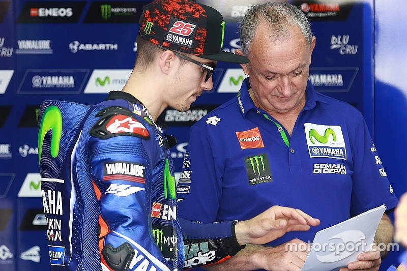 "Vinales didn't tell Forcada ""single word"" about split"