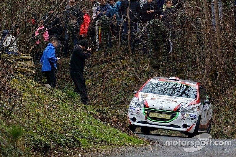 Rallye Pays du Gier Junior : Victoires pour Nicolas Lathion et Thomas Schmid