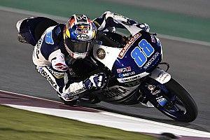 【Moto3カタール】FP3:マルティンがトップ。佐々木歩夢が15番手