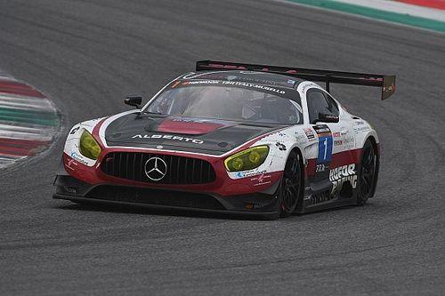 Half-time at Circuit Paul Ricard