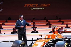 "Brown says McLaren's budget remains ""healthy"""