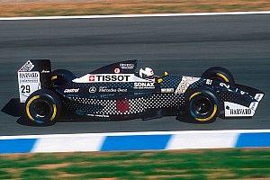 Todos los coches y la historia de Sauber en la Fórmula 1