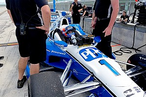 IndyCar Breaking news Ricky Taylor tests Penske IndyCar