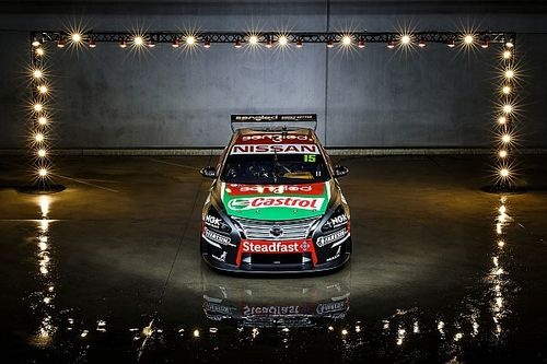 Nissan unveils Rick Kelly's 2017 livery