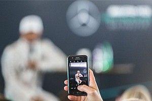 汉密尔顿:望自由传媒给予社交媒体自由度