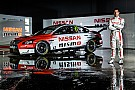 Supercars Michael Caruso Nissan breaks cover