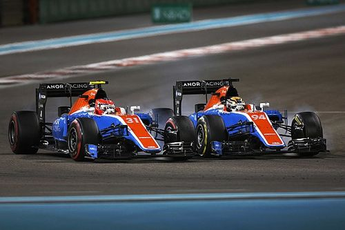 Ocon and Wehrlein at odds over Abu Dhabi clash