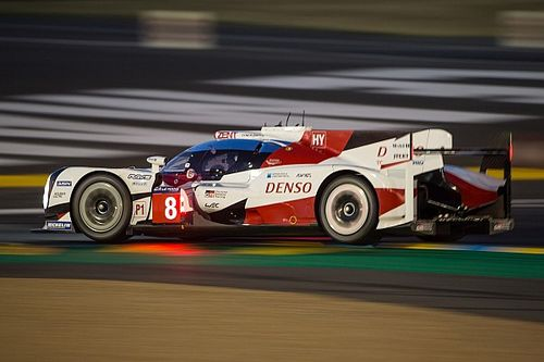 Toyota wil afstandsrecord Le Mans verbreken
