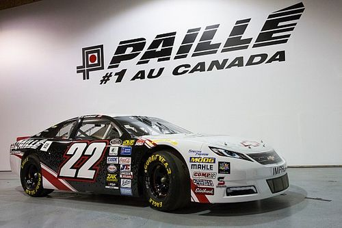 Marc-Antoine Camirand to drive No. 22 car in NASCAR Pinty's Series