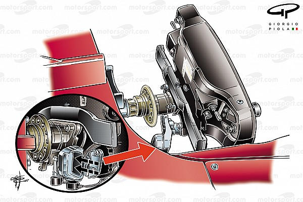 فورمولا 1 أخبار عاجلة فيتيل: نظام انطلاقة فيراري الجديد يهدف لتحسين الشعور داخل السيارة