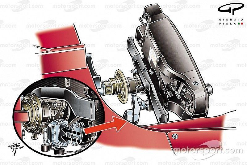 Formel-1-Technik: Das neue Startsystem von Ferrari